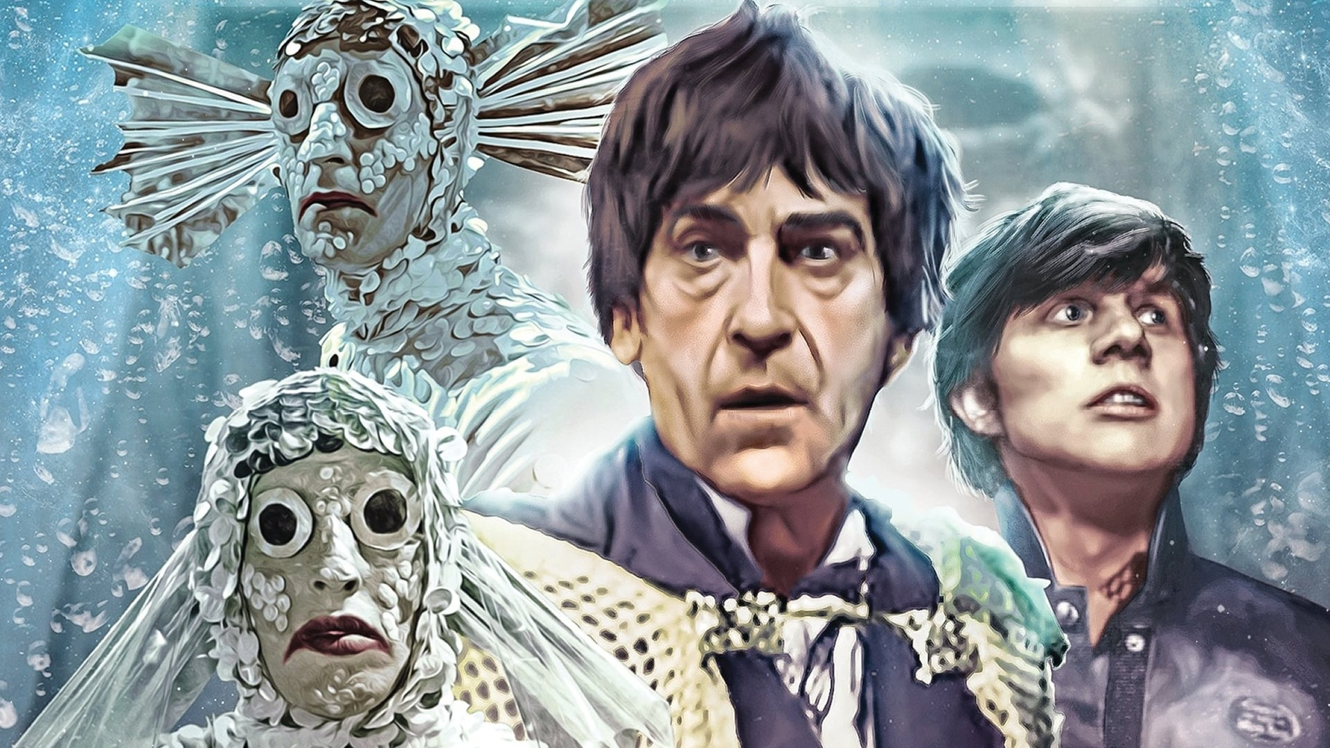 Doctor Who Season 4 :Episode 19  The Underwater Menace, Episode One