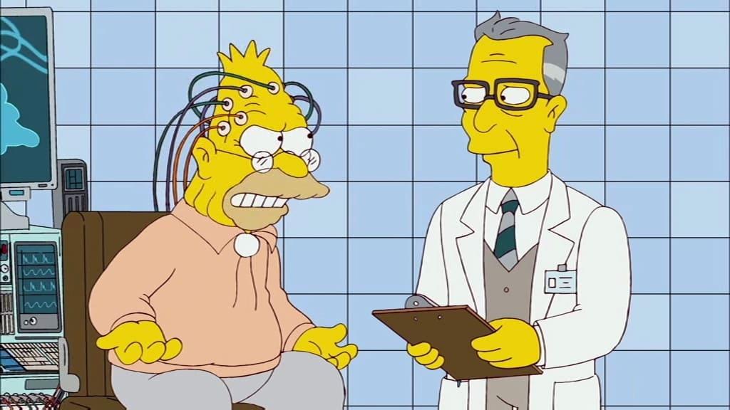 Die Simpsons Season 22 :Episode 15  Skorpione wie wir