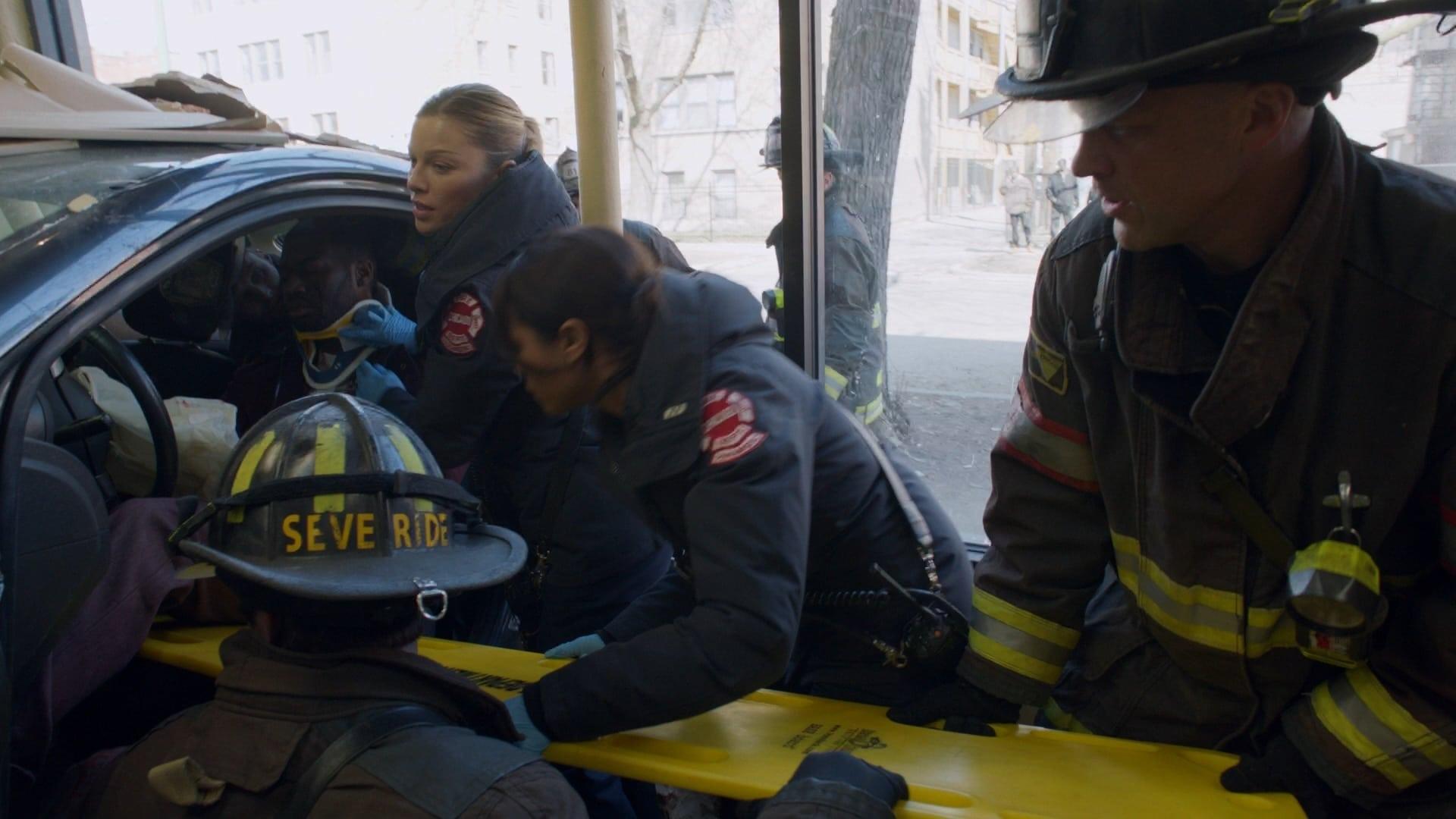 Chicago Fire Season 1 :Episode 21  Vergeltungsschlag