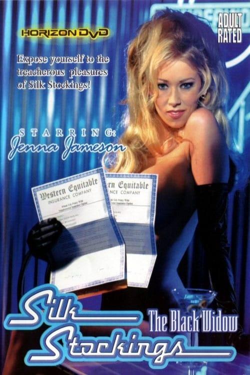 Ver Silk Stockings: The Black Widow Online HD Español (1994)