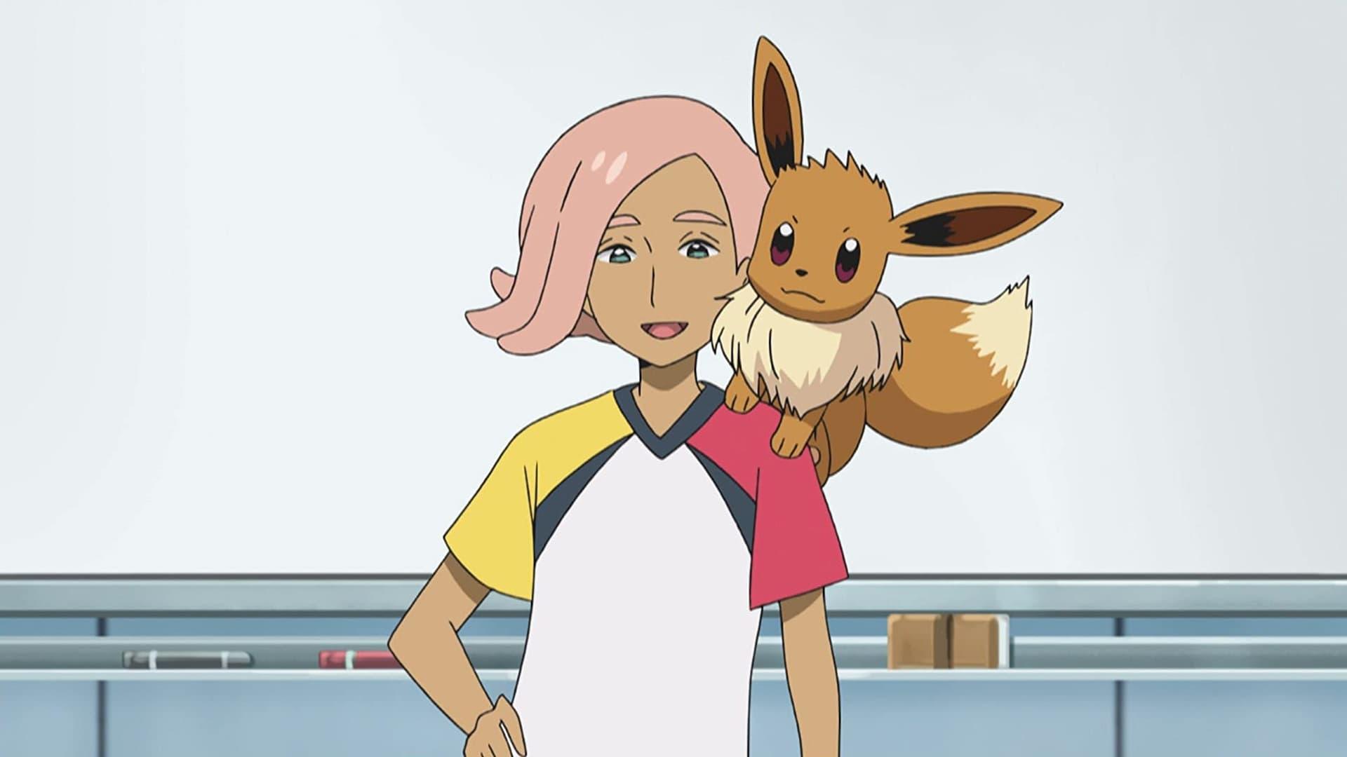Pokémon Season 21 :Episode 23  Smashing with Sketch!