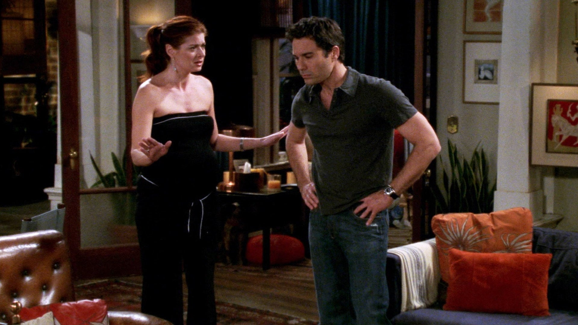 Will & Grace Season 8 :Episode 22  Whatever Happened to Baby Gin?