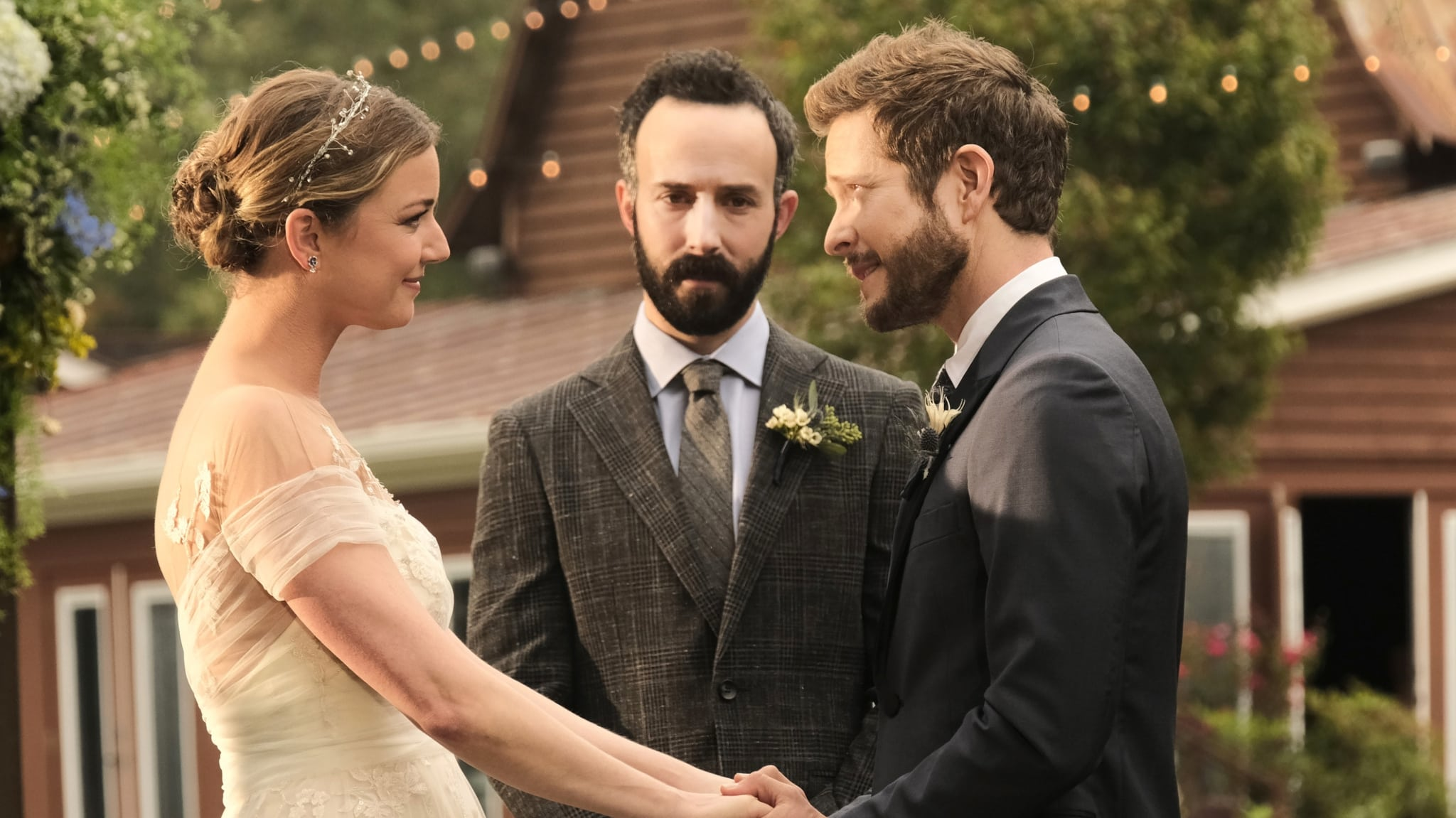 The Resident Season 4 :Episode 1  A Wedding, A Funeral