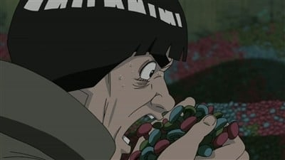 Naruto Shippūden Season 11 :Episode 229  Eat or Die! Mushrooms from Hell