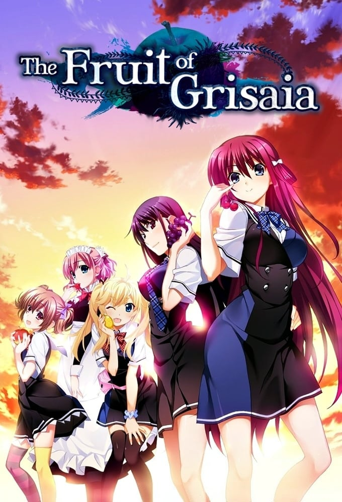 The Fruit of Grisaia (2014)