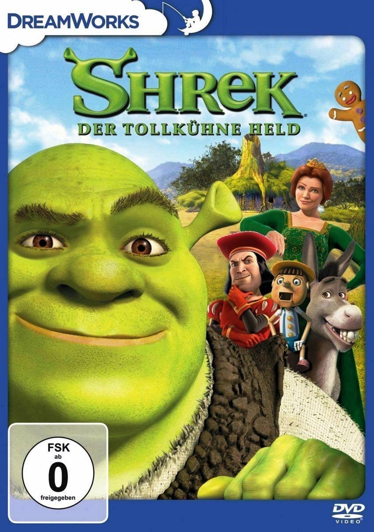 Watch Shrek (2001) Full Movie Streaming Online