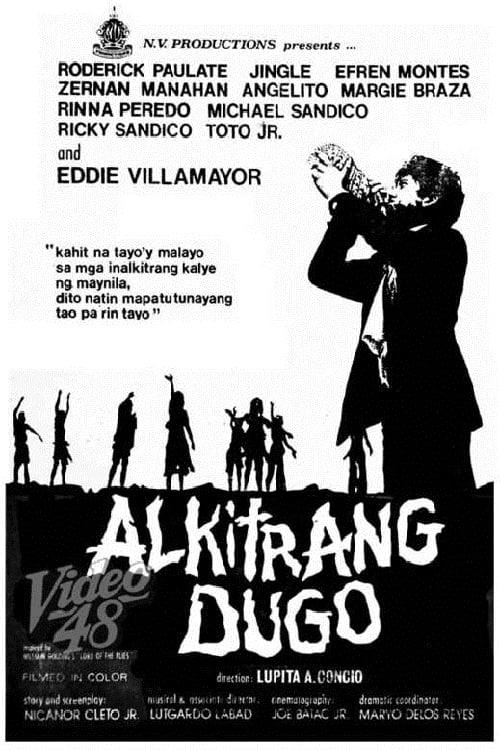 Ver Alkitrang dugo Online HD Español (1975)