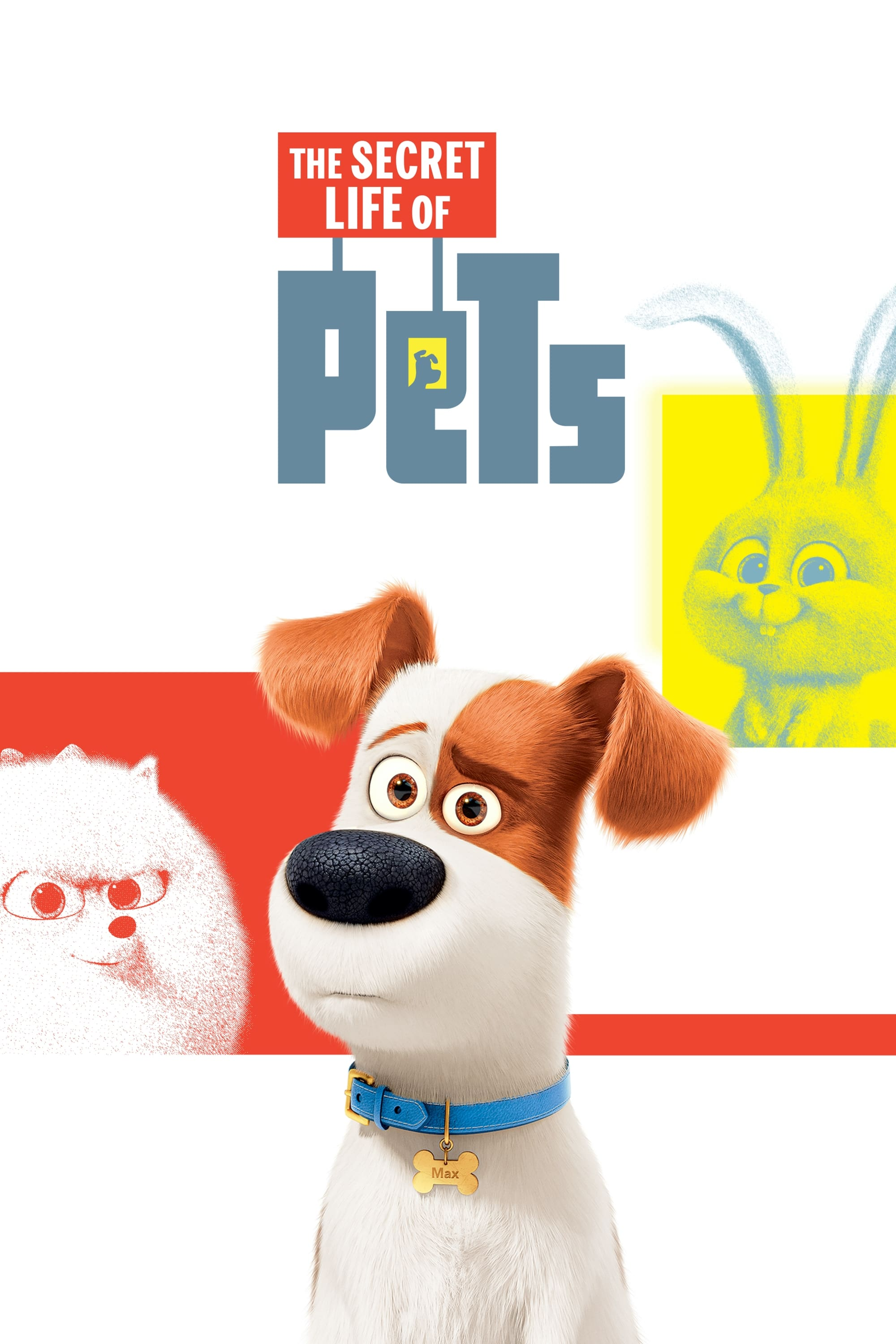 The Secret Life Of Pets 2016 Posters The Movie Database Tmdb