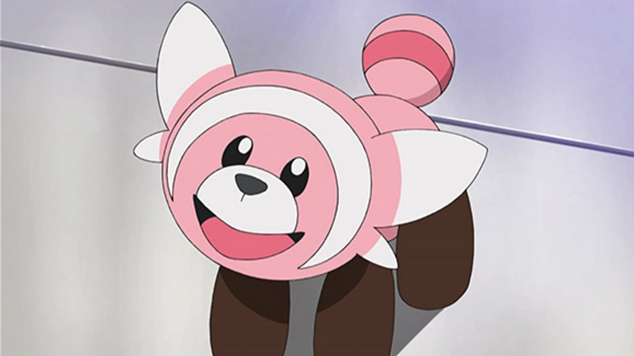 Pokémon - Season 22 Episode 4 : Don't Ignore the Small Stufful!