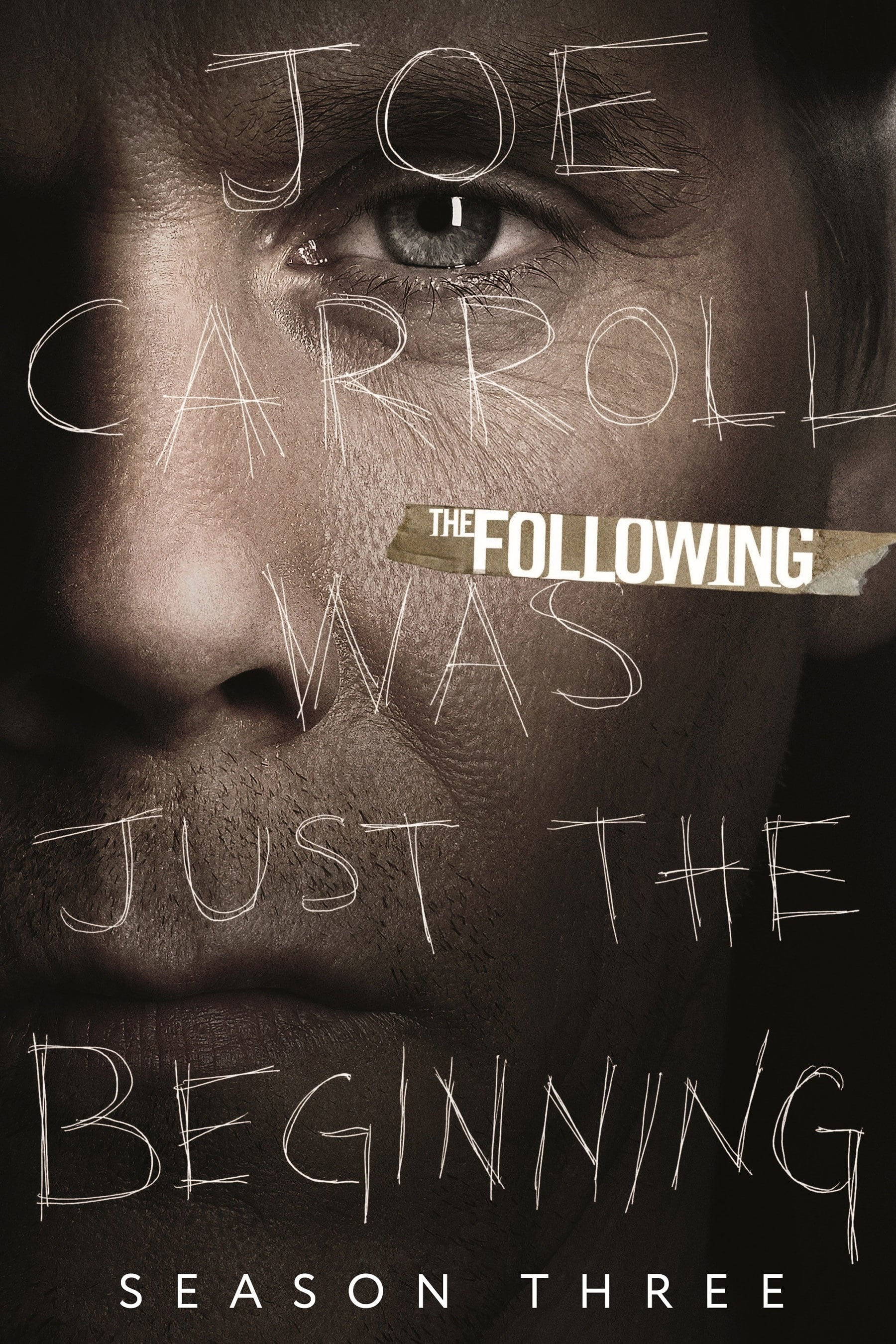 Kultas / The Following (2015) 3 Sezonas