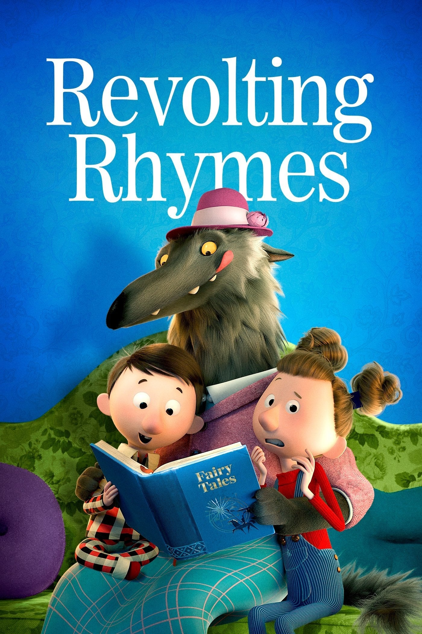 Revolting Rhymes TV Shows About Fairy