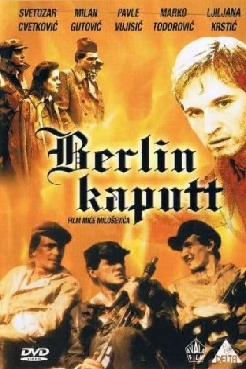 Ver Berlin kaputt Online HD Español (1981)