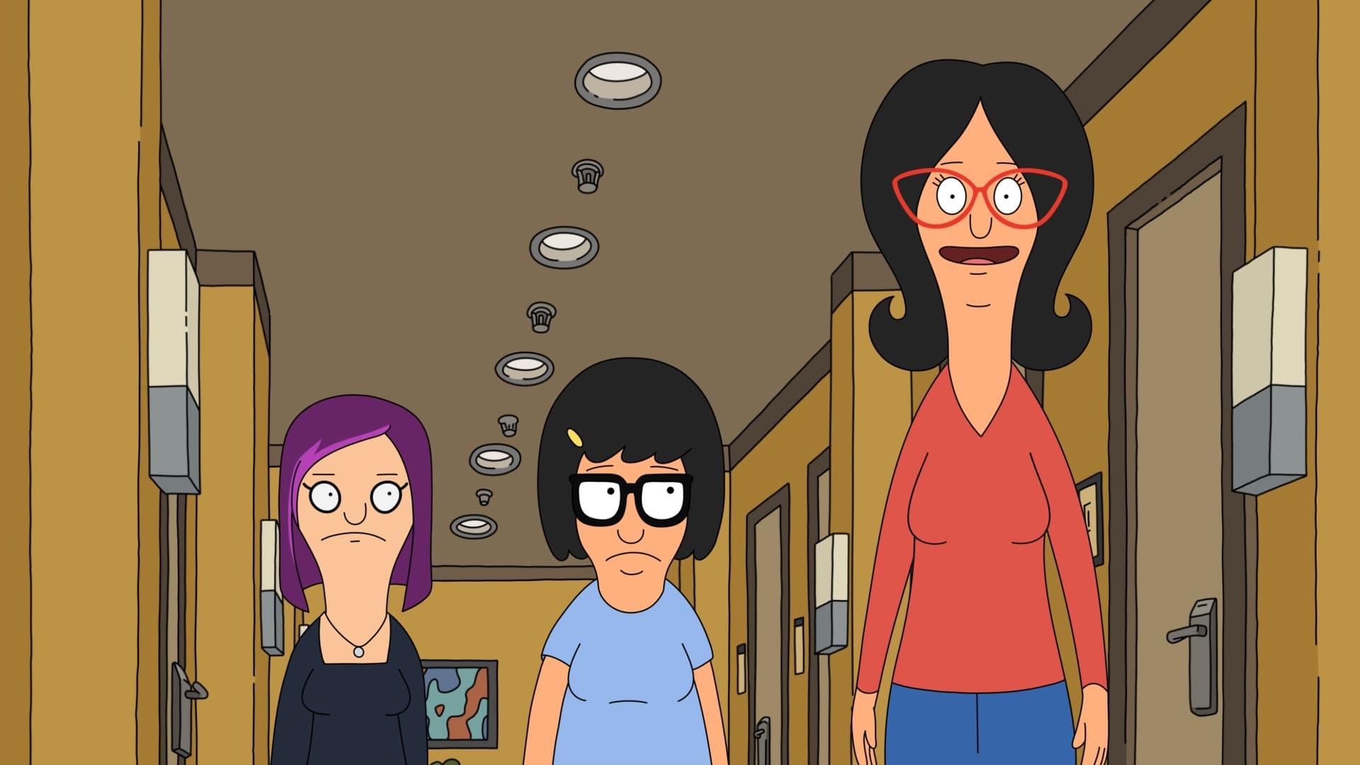 Bob's Burgers - Season 7 Episode 13 : The Grand Mama-Pest Hotel