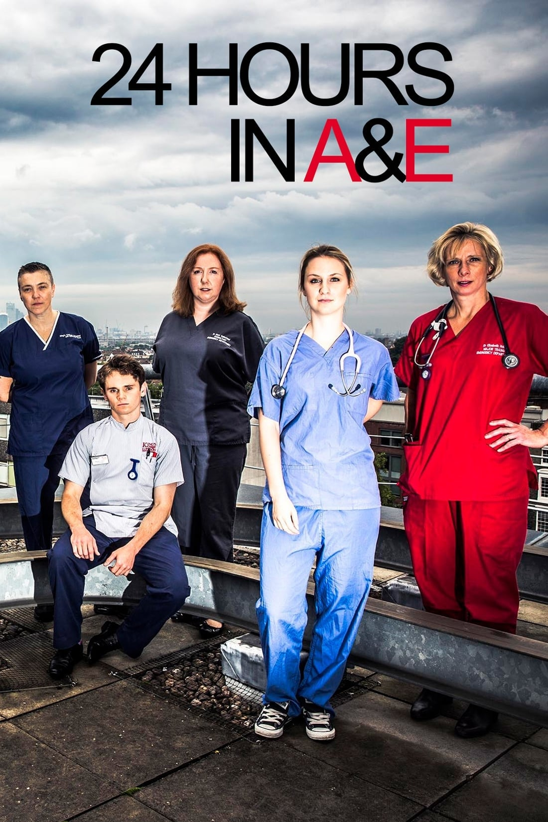 24 Hours in A&E on FREECABLE TV