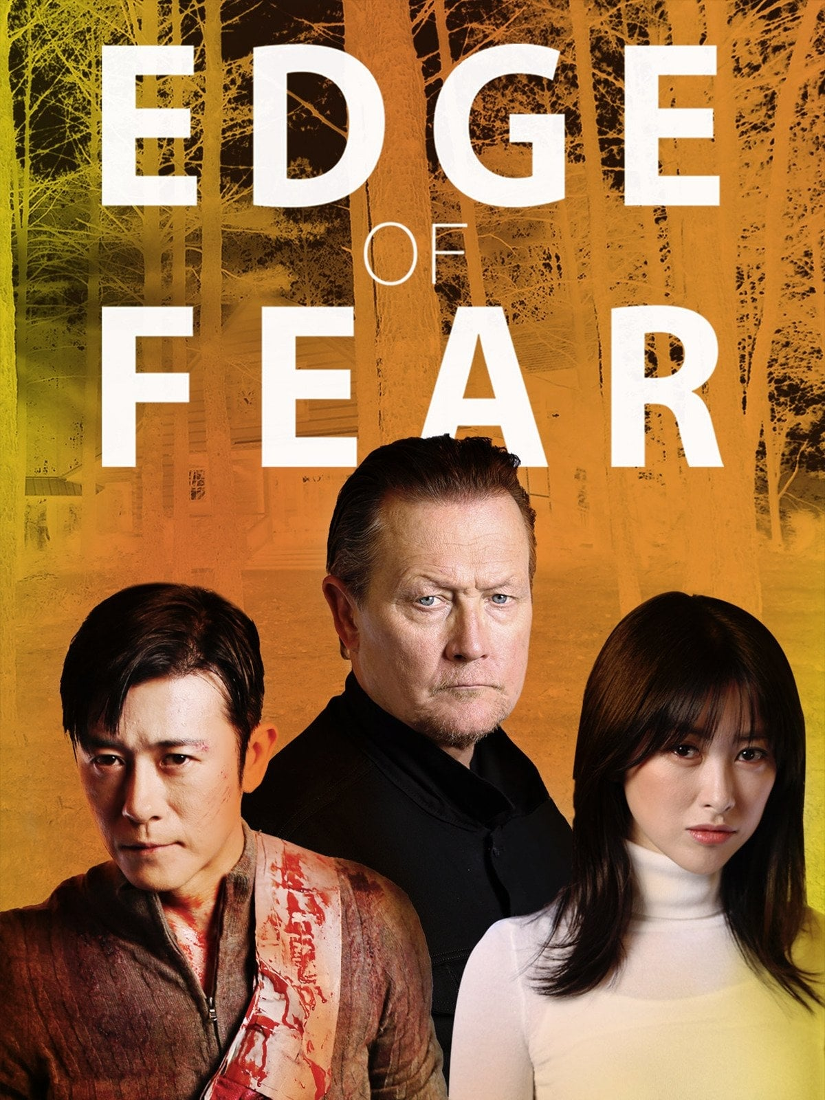 Póster Edge of Fear