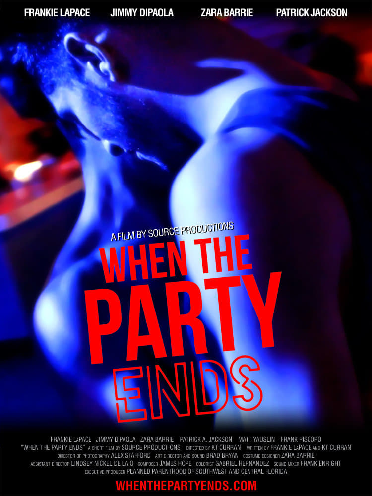 When the Party Ends