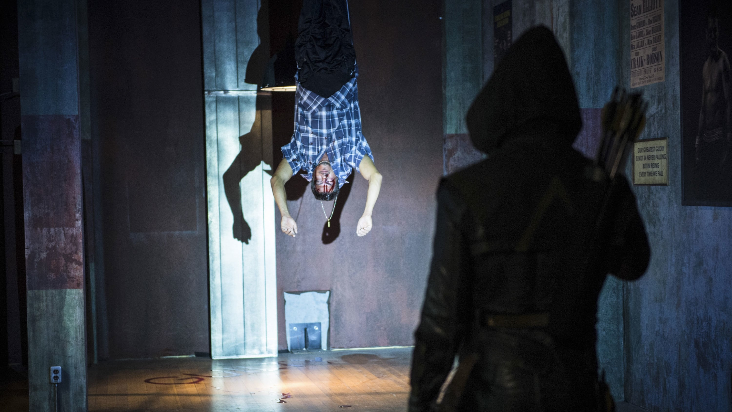 Arrow Season 3 :Episode 6  Guilty
