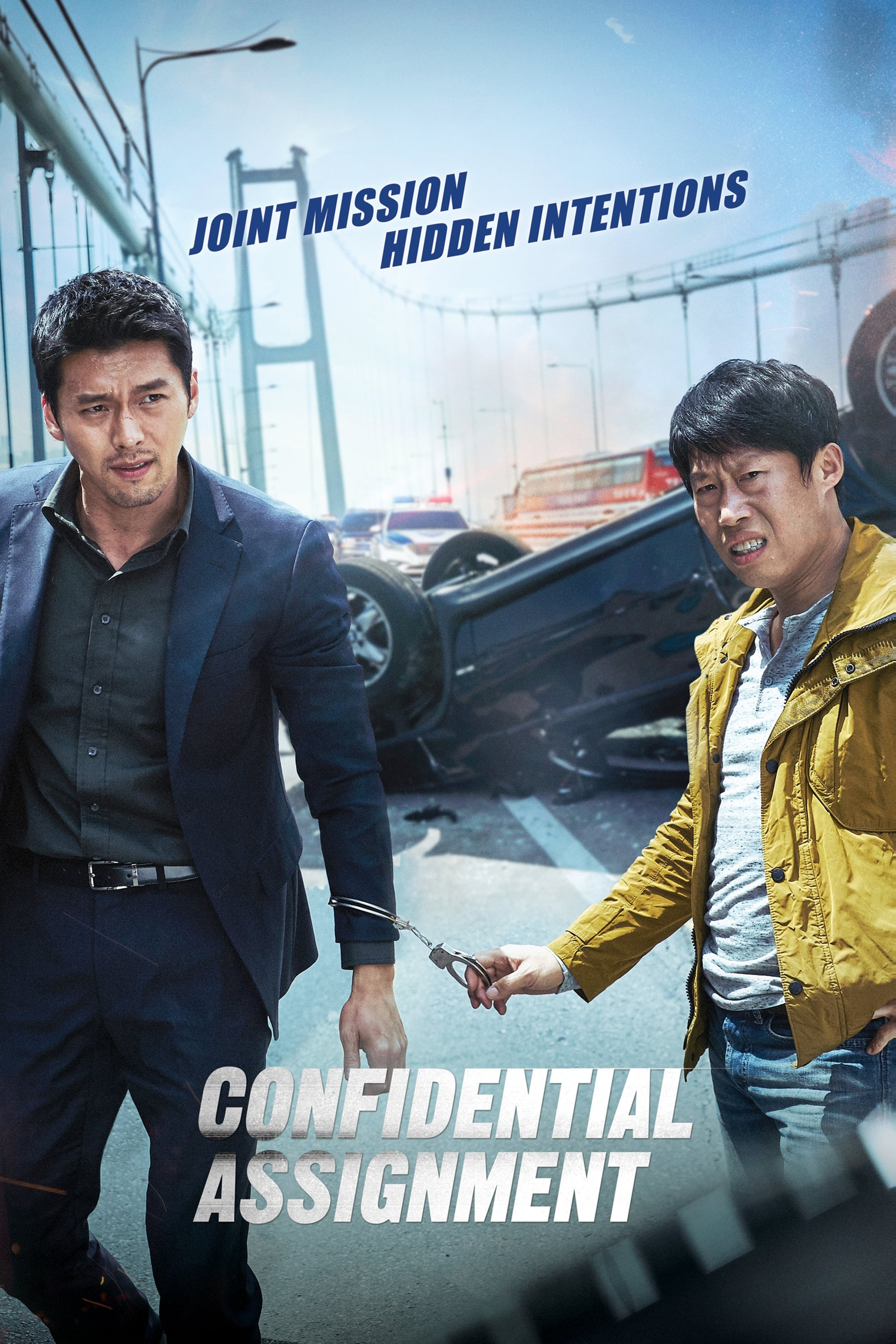 Confidential Assignment Legendado