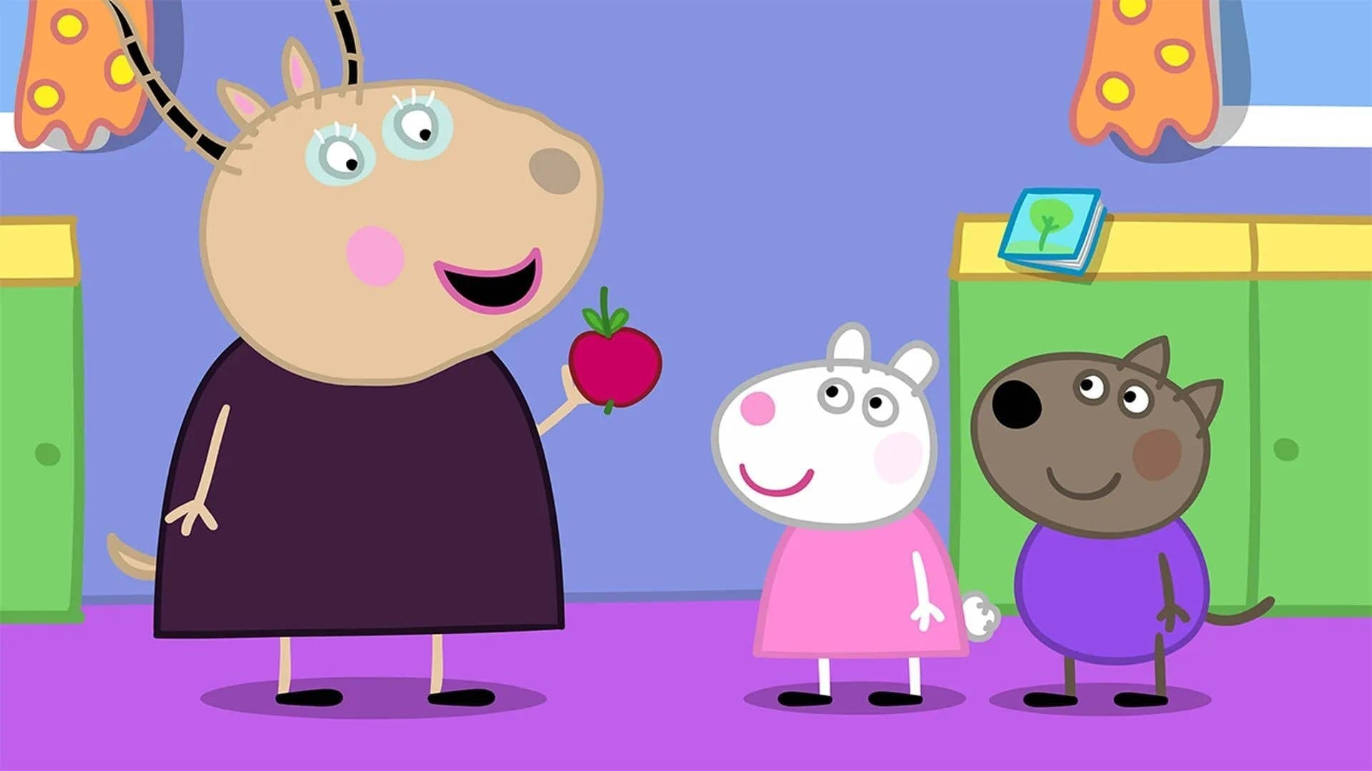 Peppa Pig Season 6 :Episode 46  Please and Thank You