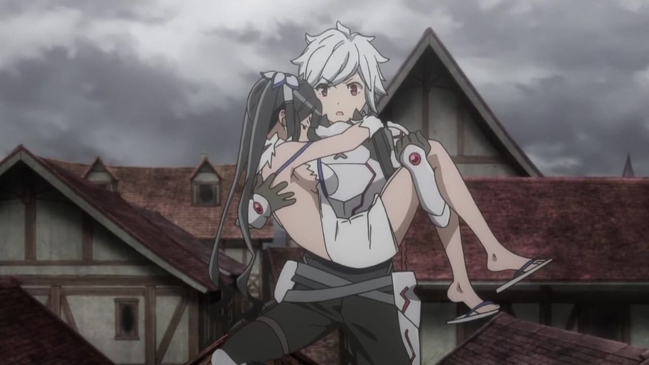 Is It Wrong to Try to Pick Up Girls in a Dungeon? Season 2 :Episode 2  Apollo: Sun God