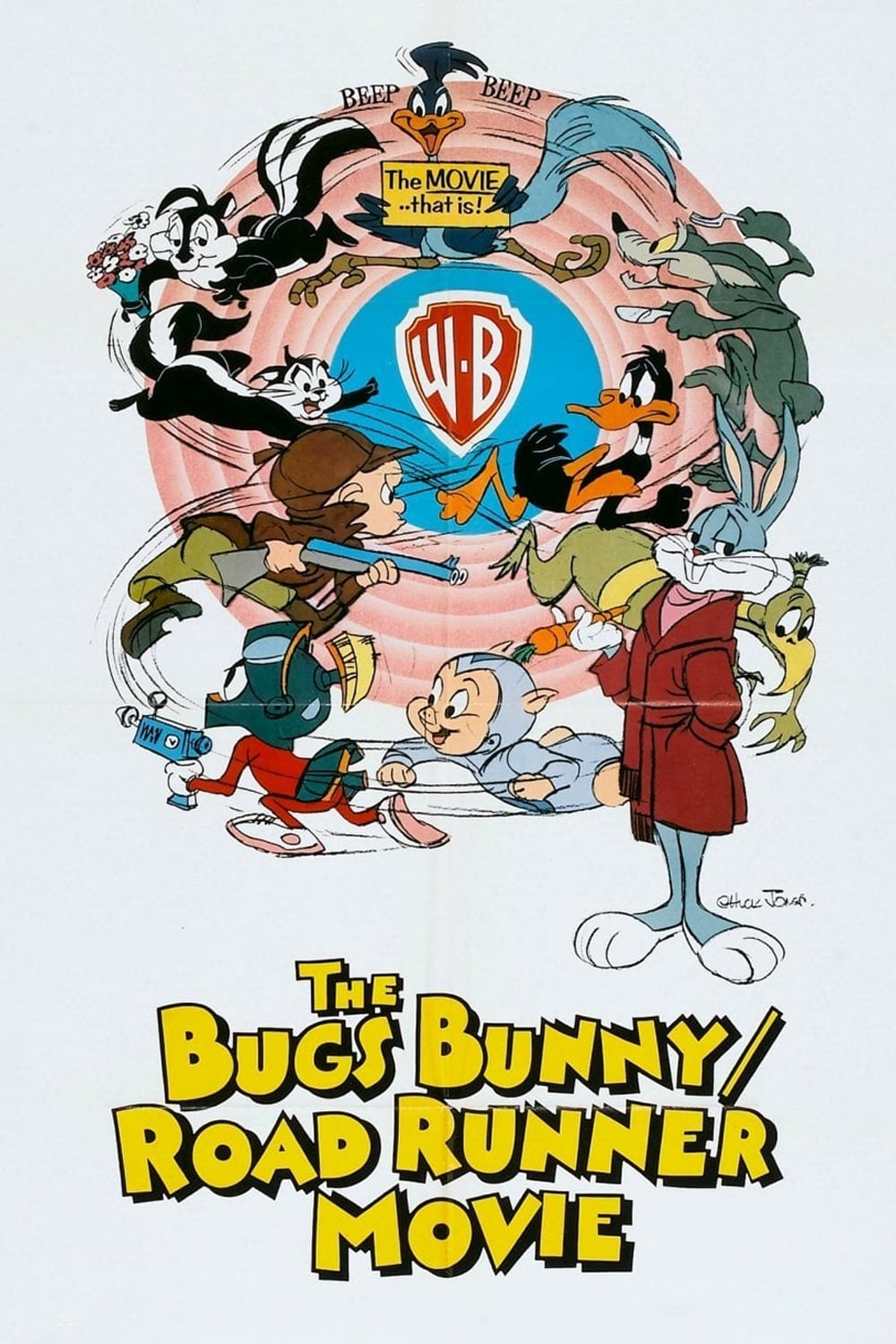 The Bugs Bunny Road Runner Movie (1979)