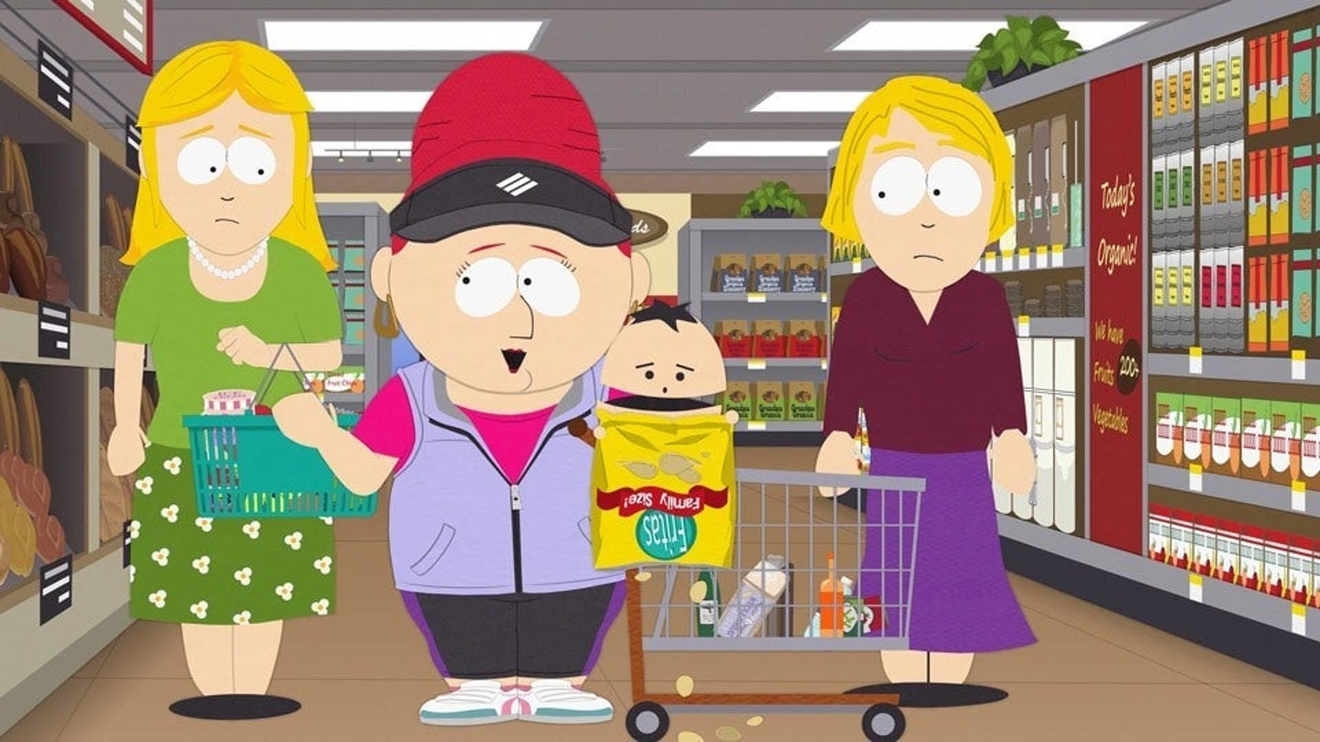 South Park Season 23 :Episode 8  Turd Burglars