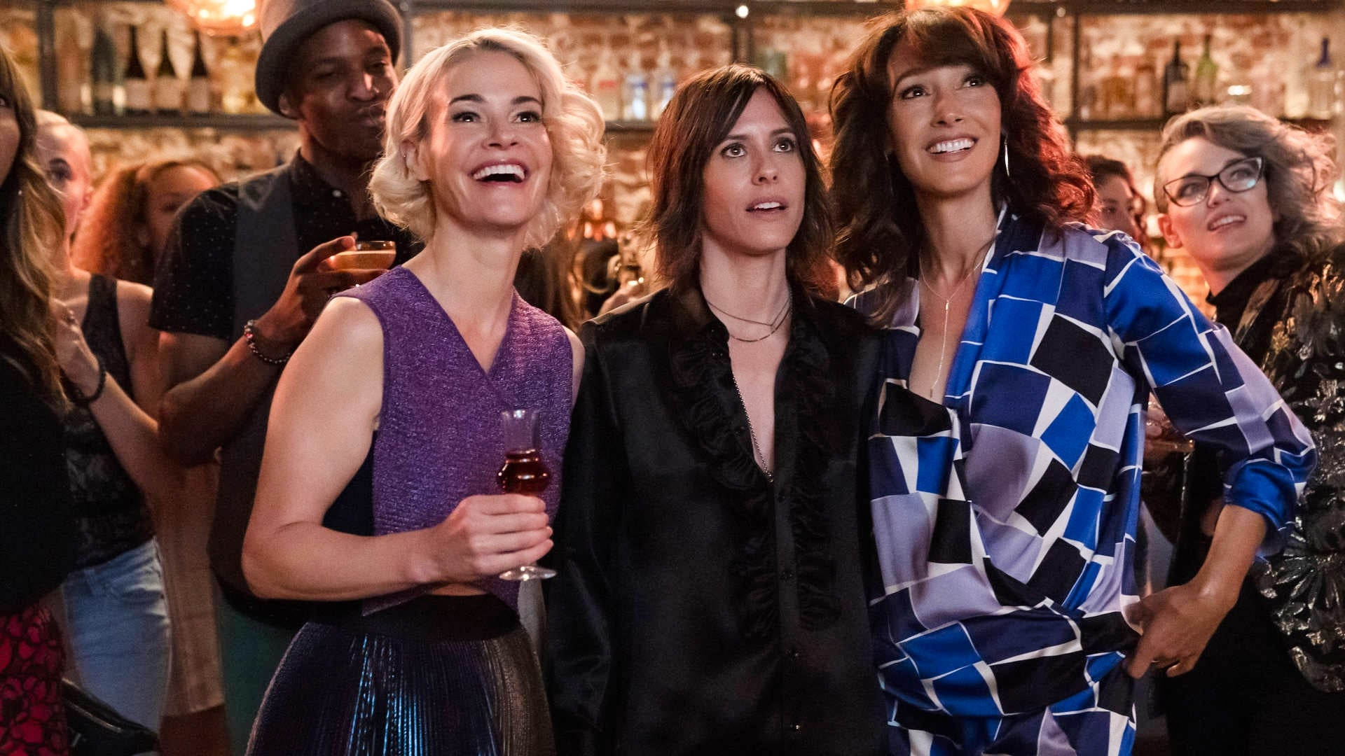 The L Word: Generation Q Season 1 :Episode 4  LA Times
