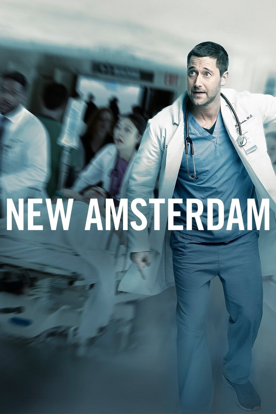 New Amsterdam Poster