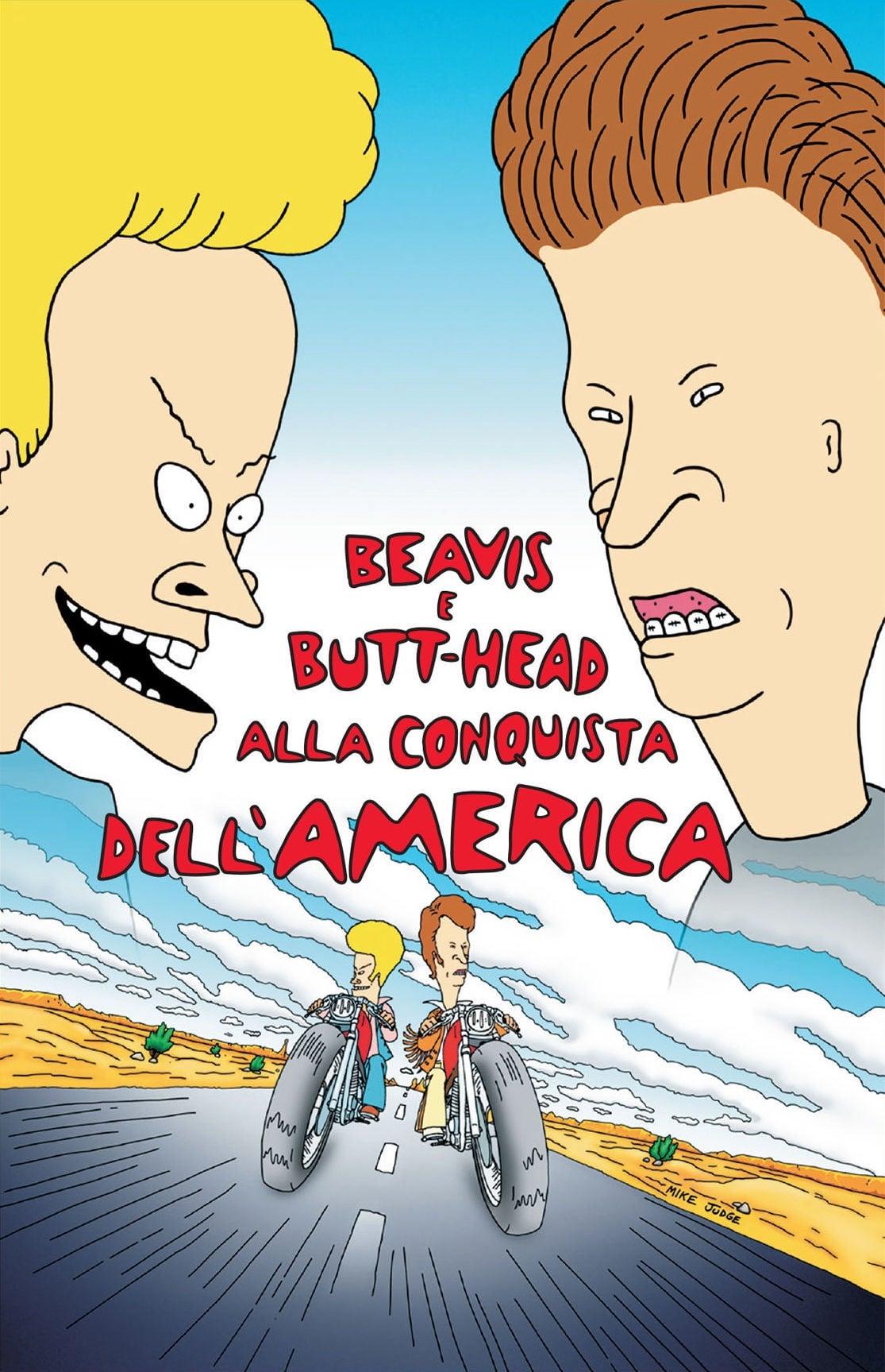 Beavis And Butthead Do America Stream