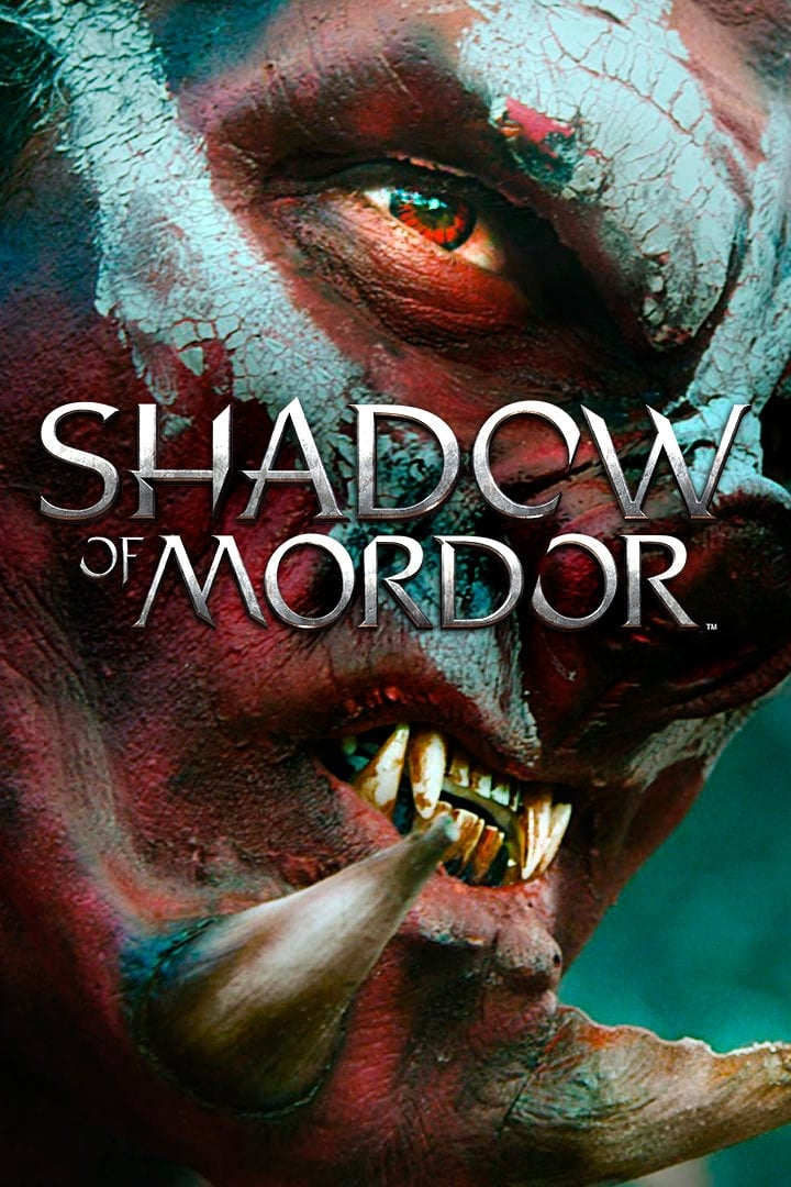 Poster and image movie Film Shadow of Mordor 2014