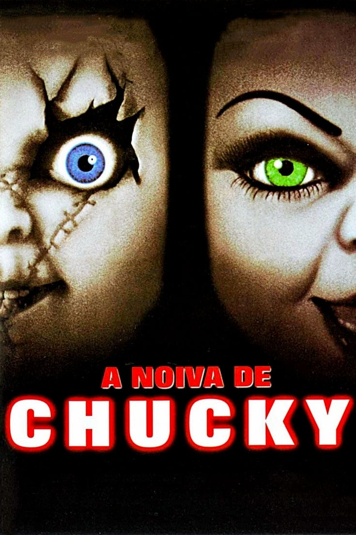 A Noiva de Chucky Dublado
