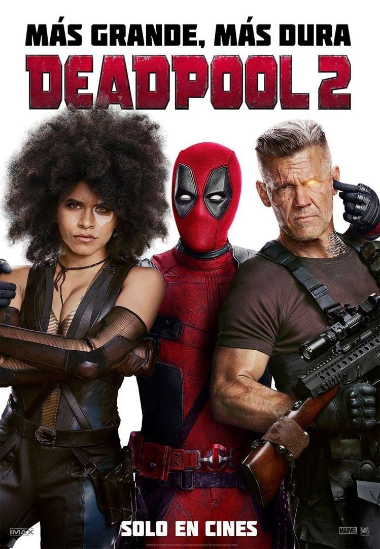 Deadpool 2 2018 Posters The Movie Database Tmdb