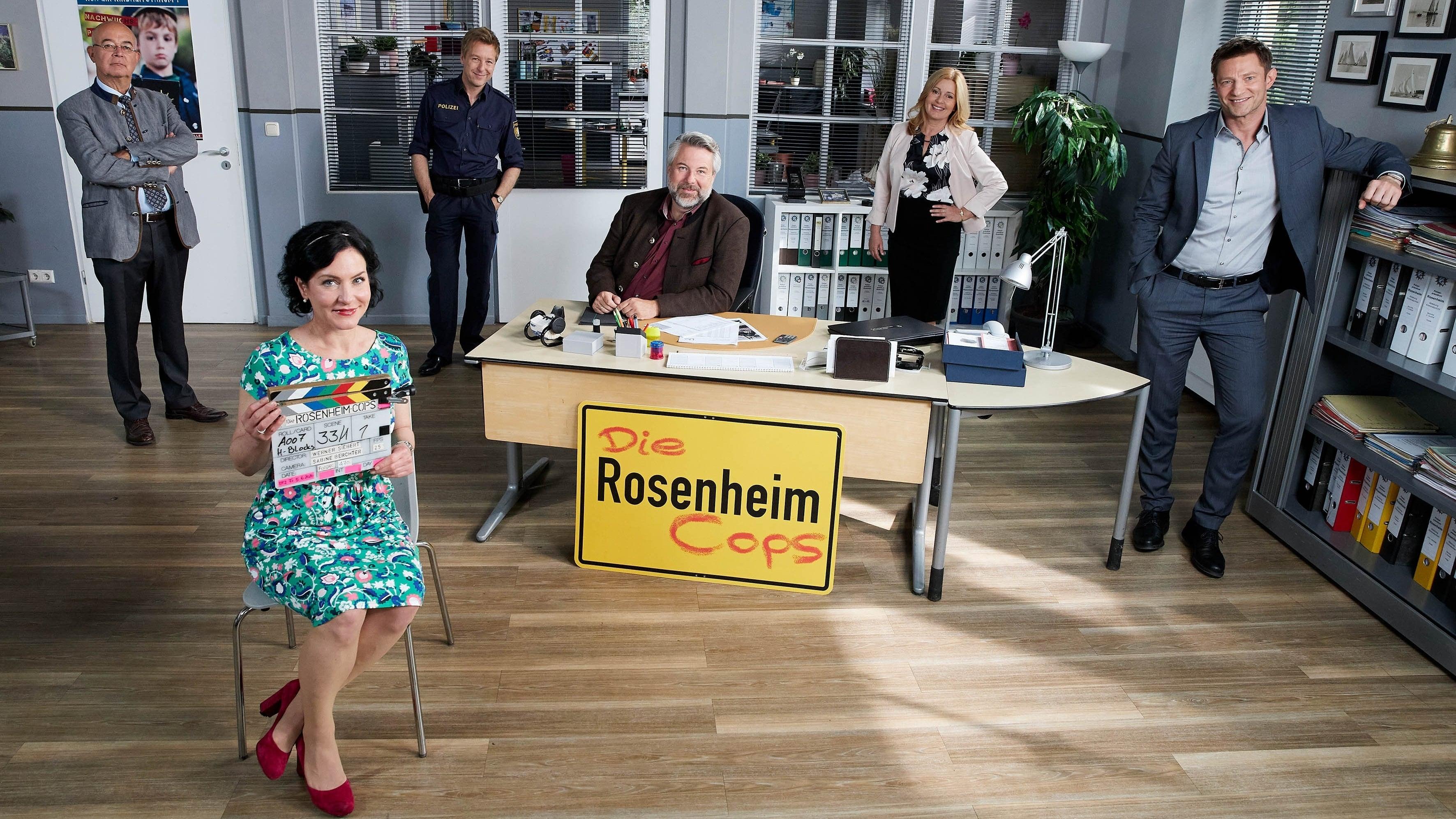 Die Rosenheim-Cops - Season 7