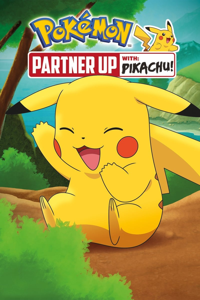 Pokemon: Partner Up With Pikachu! (2019)