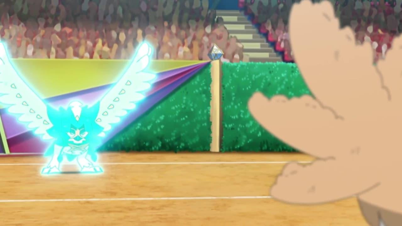 Pokémon Season 22 :Episode 41  Ein beschwingter Kampf!