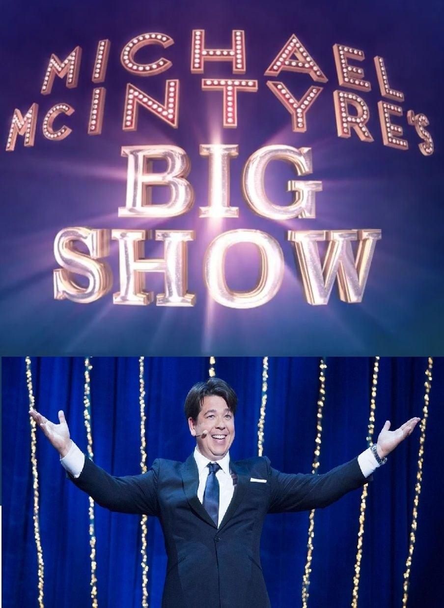 Michael McIntyre's Big Show (2016)