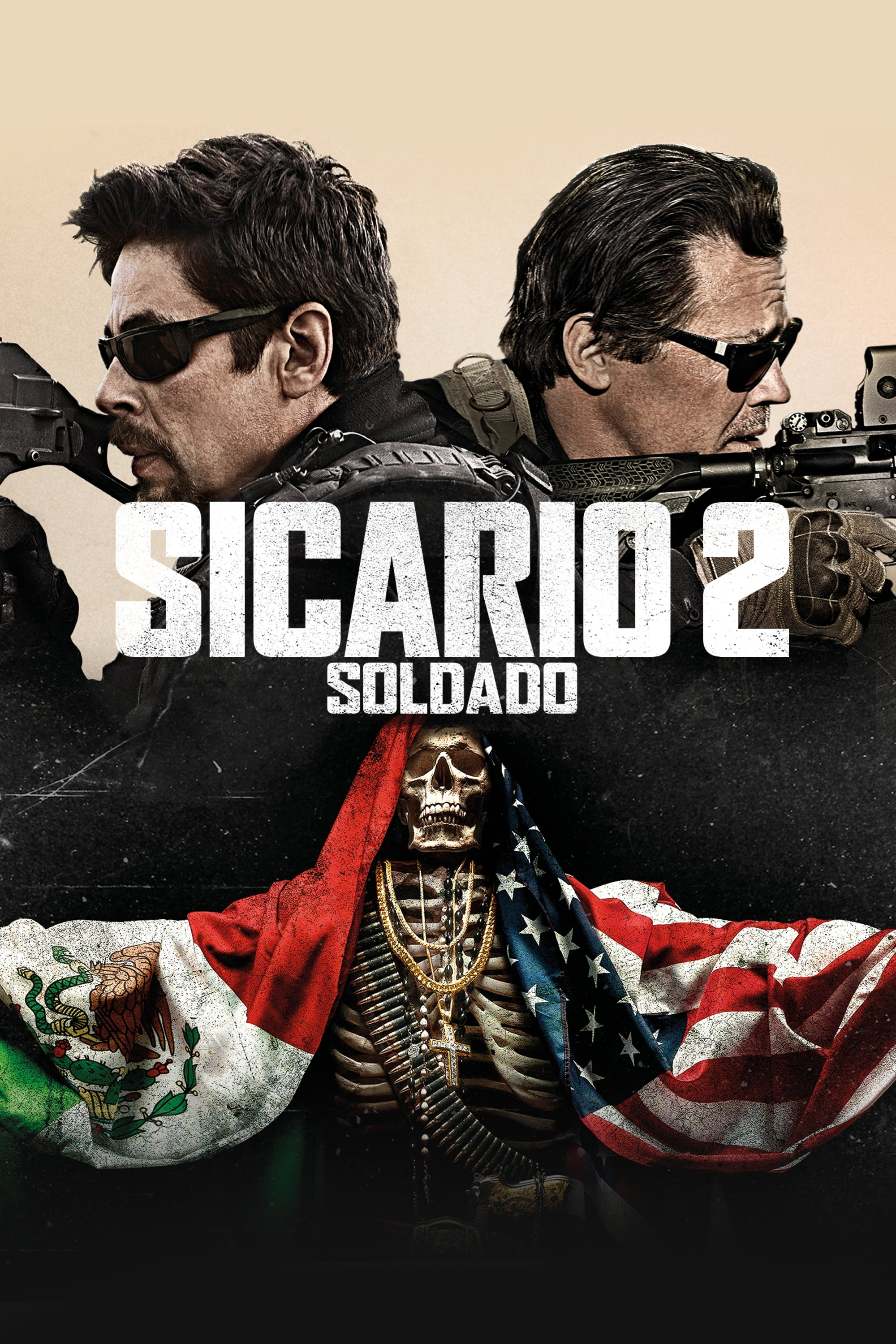 Sicario: Day of the Soldado Film indir