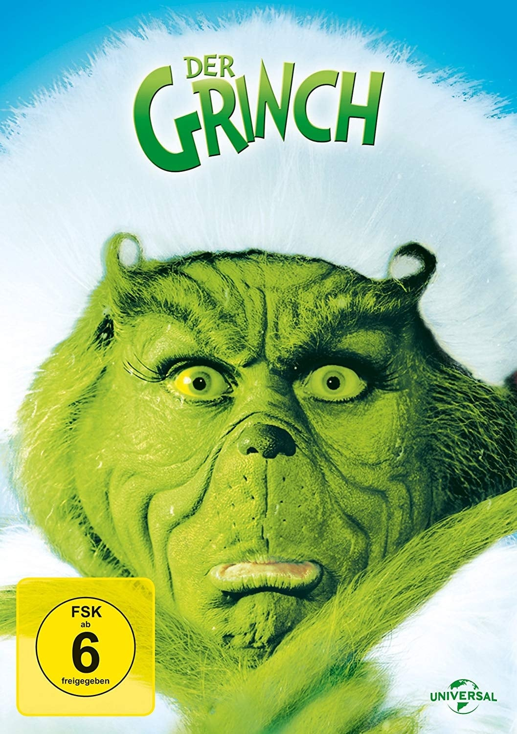 Poster and image movie Film Grinch - The Grinch - The Grinch 2018
