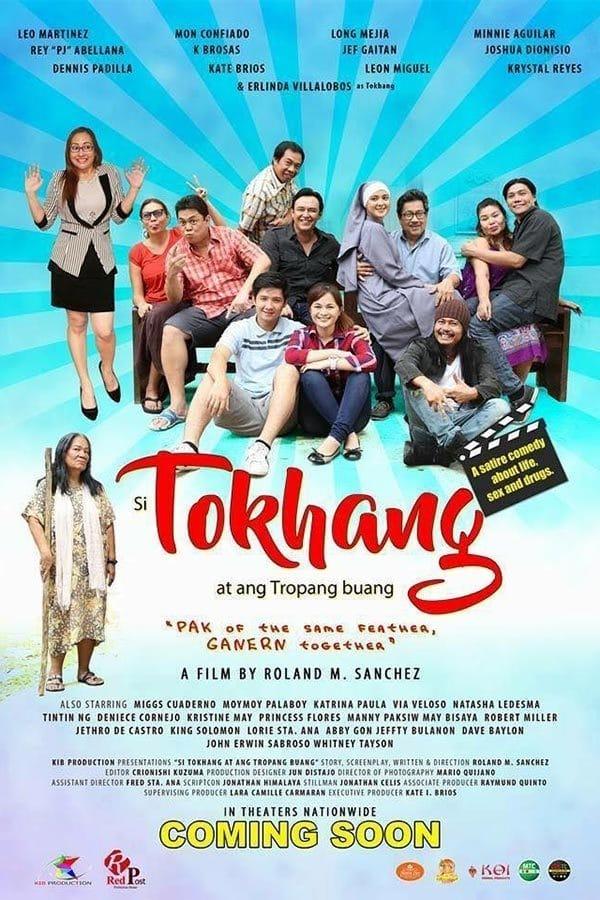 Ver Si Tokhang at ang Tropang Buang Online HD Español ()