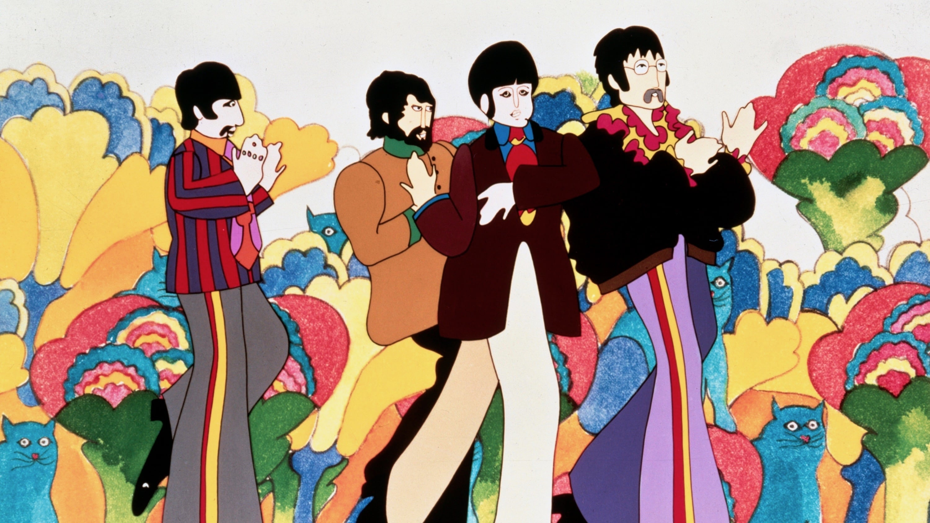 Yellow Submarine Trailer