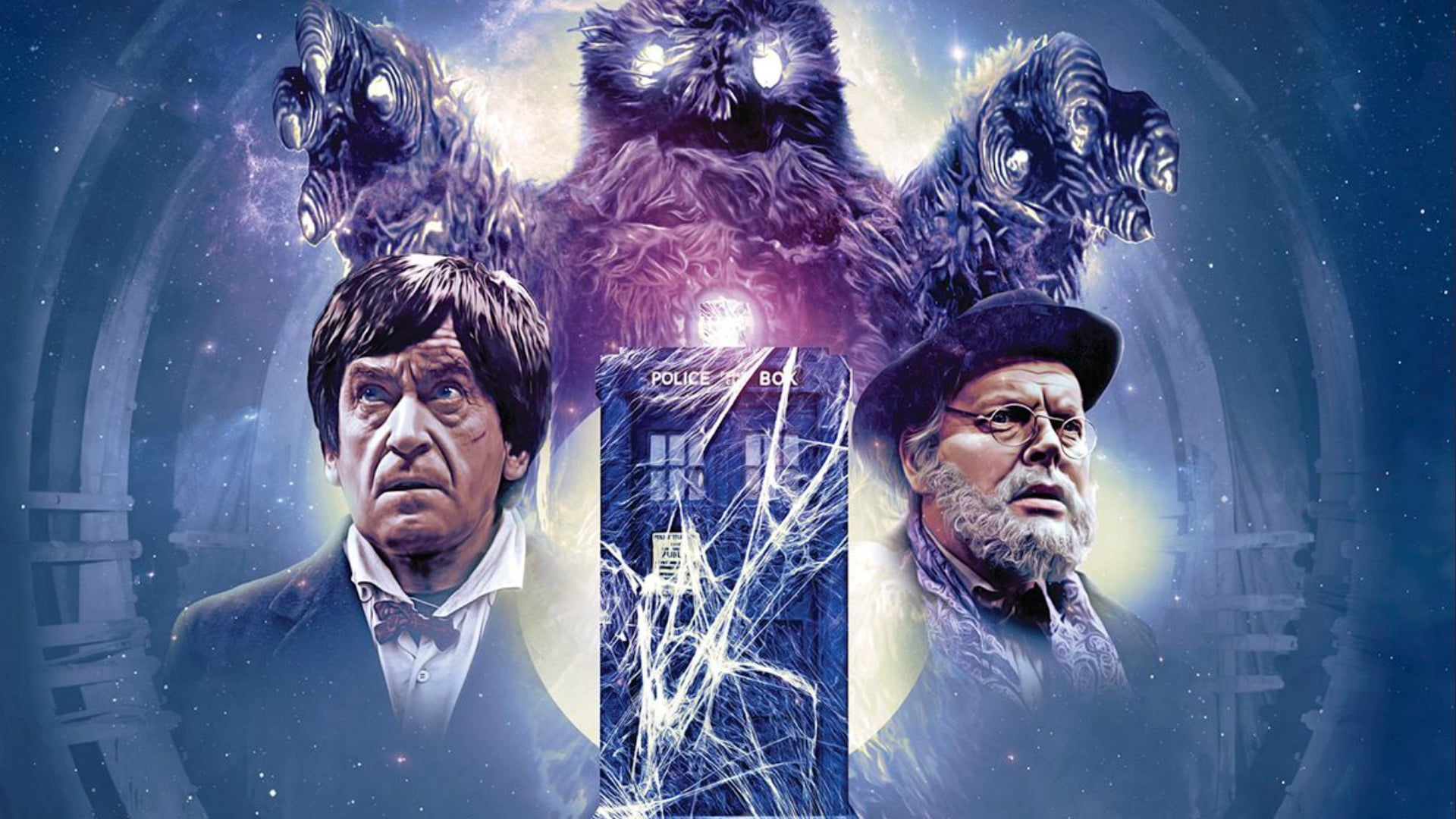 Doctor Who Season 5 :Episode 23  The Web of Fear, Episode One