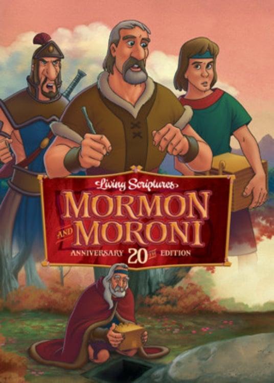 Mormon and Moroni