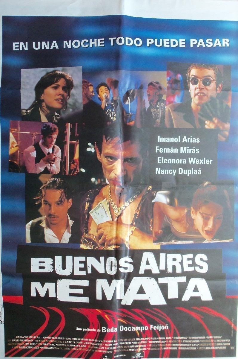 Ver Buenos Aires me mata Online HD Español (1998)