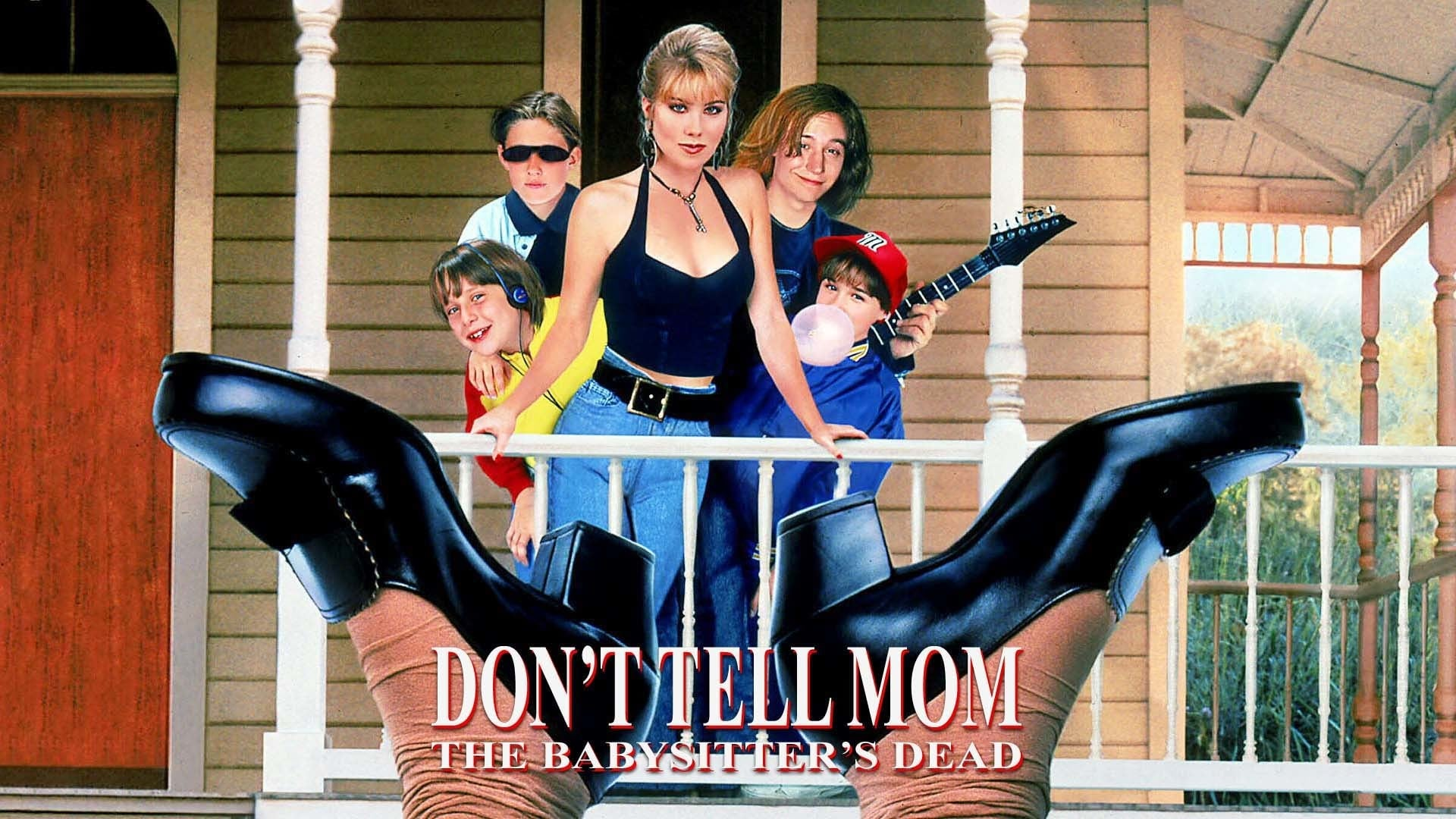 don u0026 39 t tell mom the babysitter u0026 39 s dead  1991