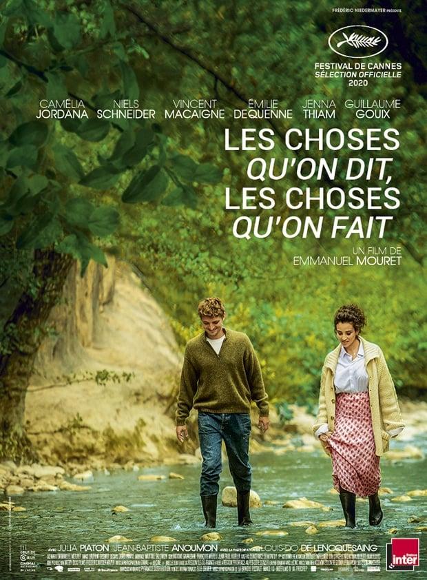 Les Choses Qu'on Dit, Les Choses Qu'on Fait (HD CAM) 2020