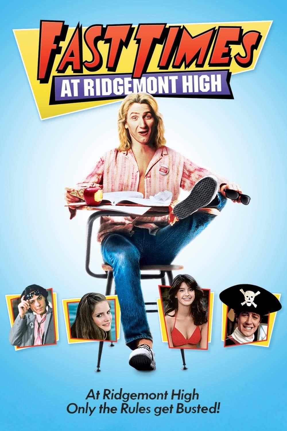 Fast times at ridgemont high uncensored