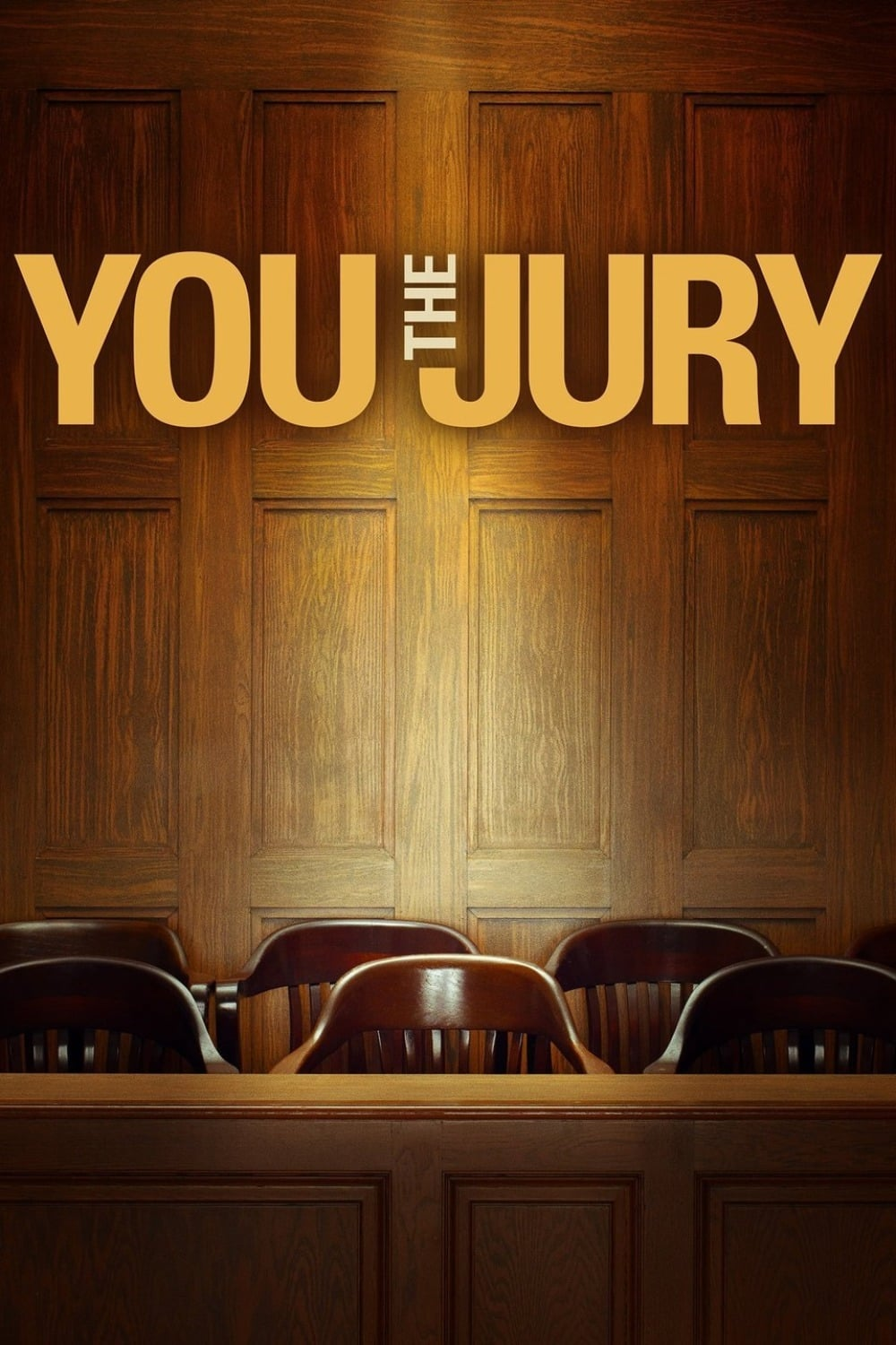 You the Jury TV Shows About Courtroom