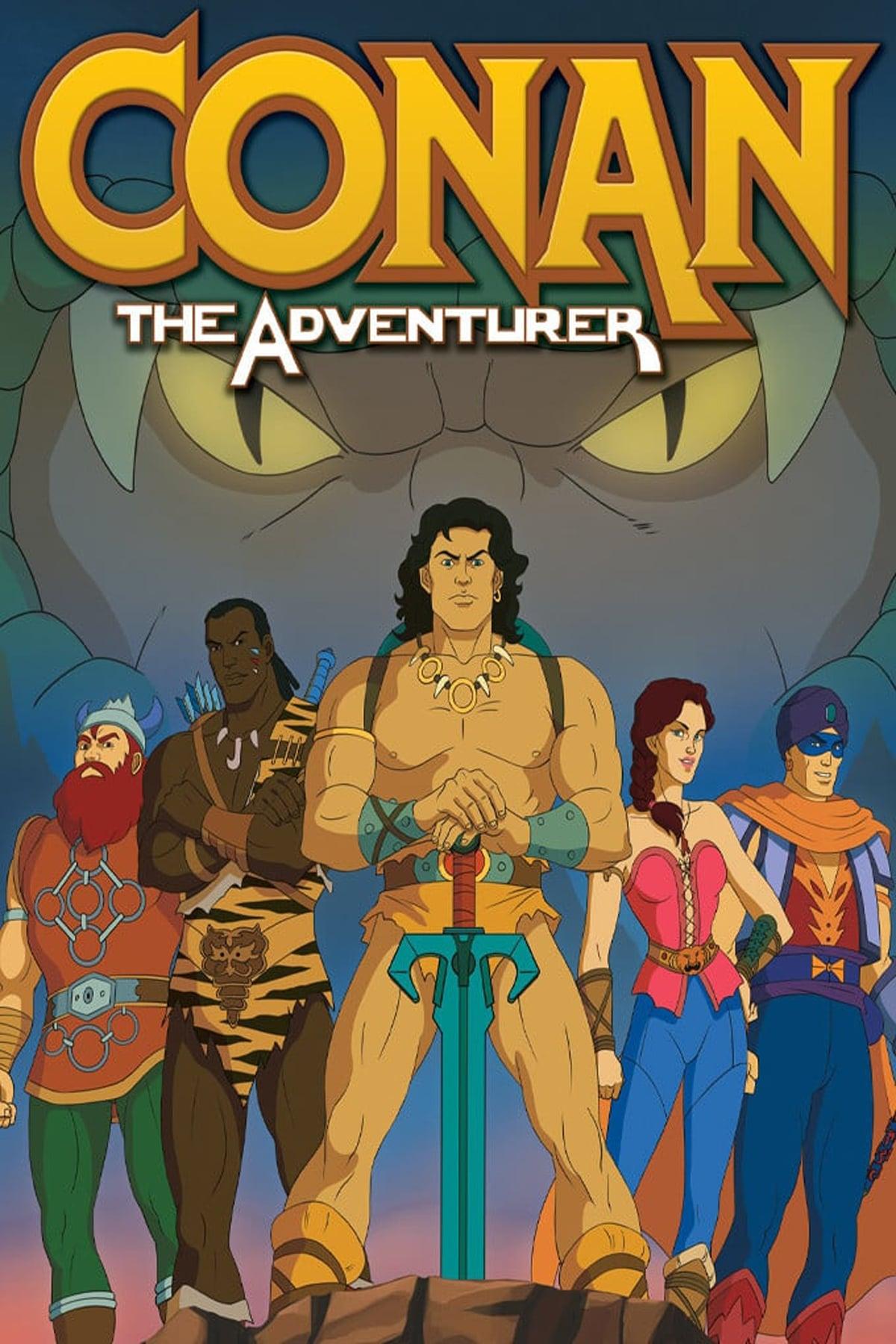 Conan the Adventurer (1992)
