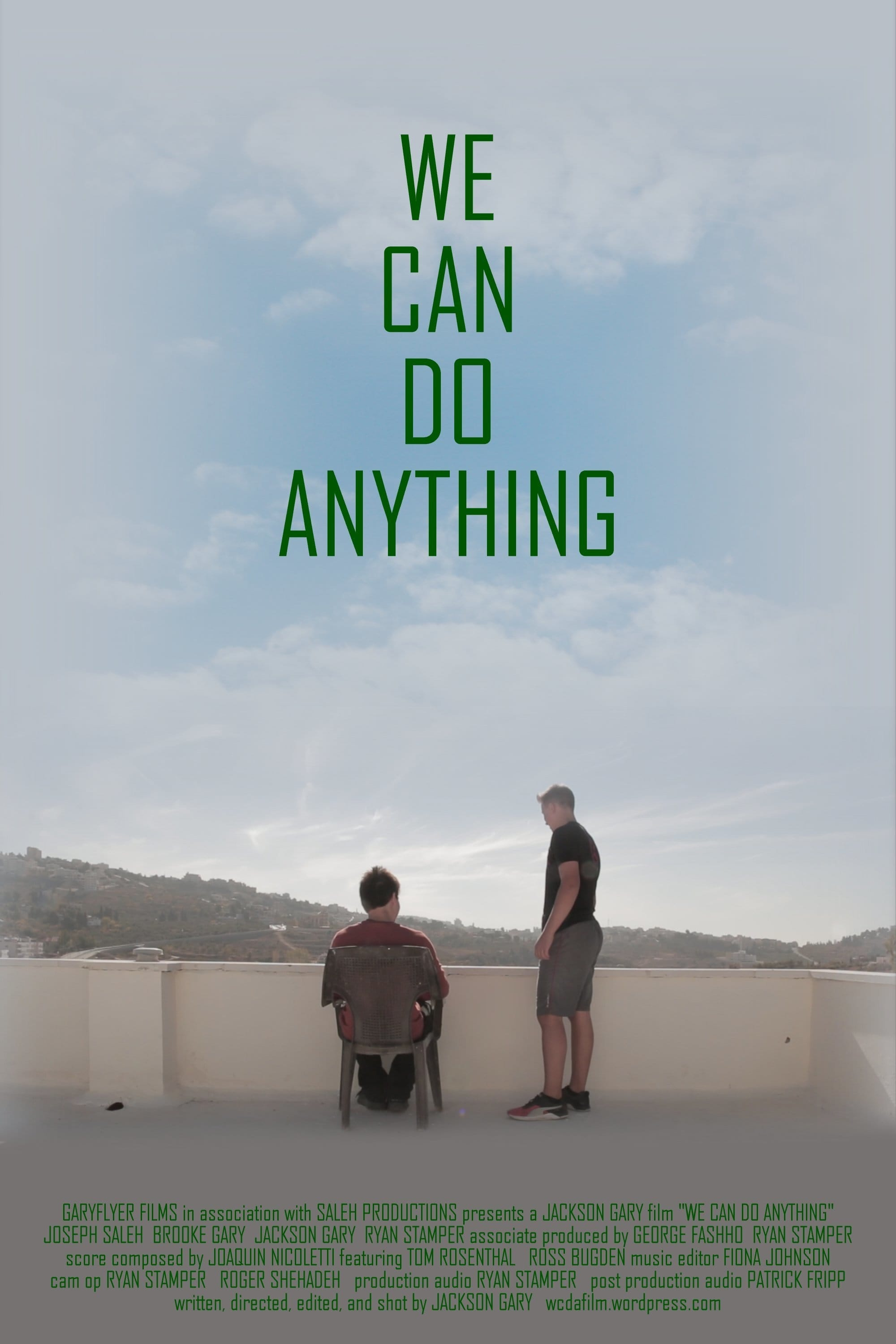 Ver We Can Do Anything Online HD Español ()