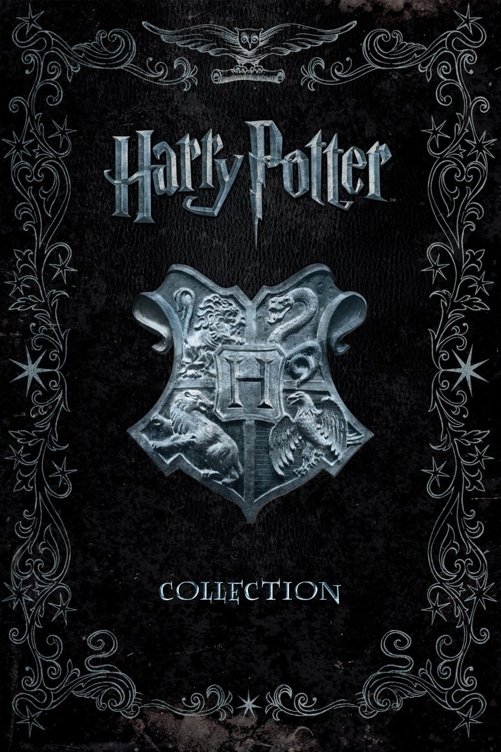 Collection Harry Potter 8 Films (1970)